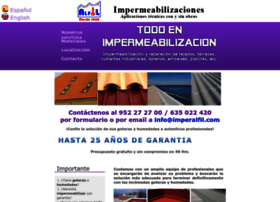 nylimpermeabilizaciones.com