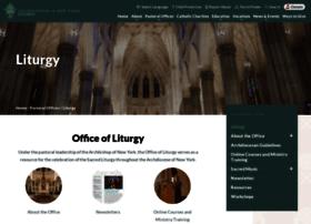 nyliturgy.org