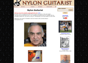 nylonguitarist.com