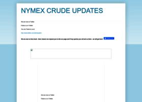 nymexcrudeupdates.blogspot.in