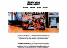 nypizzaproject.com