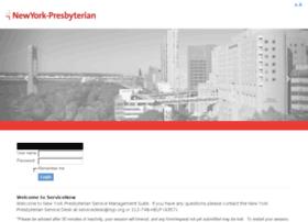 nypresdev.service-now.com