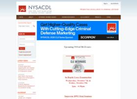 nysacdl.org