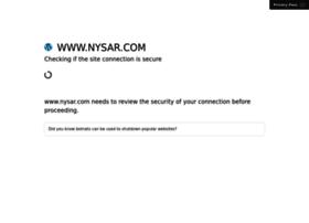 nysar.com