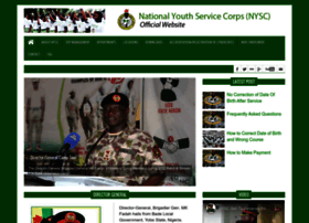 nysc.gov.ng