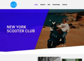 nyscooterclub.com