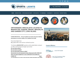 nysportsandjoints.com