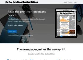 nytimes.newspaperdirect.com