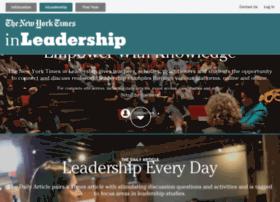 nytimesinleadership.com