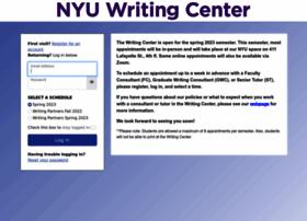 nyu.mywconline.com