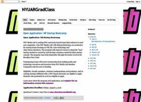 nyuargradclass.blogspot.com