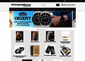 nywatchstore.com