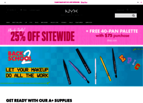 nyxcosmetics.com