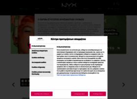 nyxcosmetics.gr
