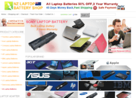 nz-laptop-battery-shop.com