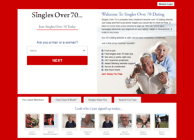 nz.singlesover70.com