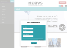 nzavs.org.nz
