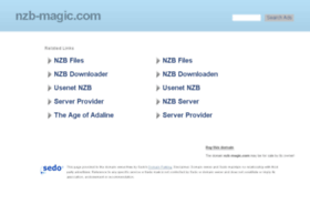nzb-magic.com