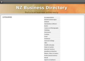 nzbusinessdirectory.com