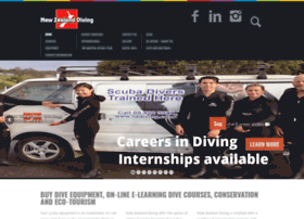 nzdiving.co.nz
