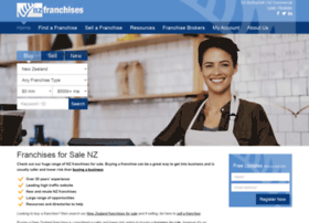 nzfranchises.co.nz