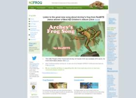 nzfrogs.org