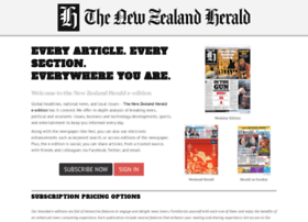 nzherald.newspaperdirect.com