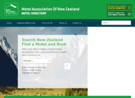 nzmotels.co.nz