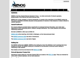 nznog.org