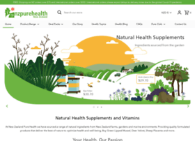 nzpurehealth.com