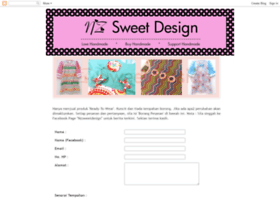nzsweetdesign.blogspot.com
