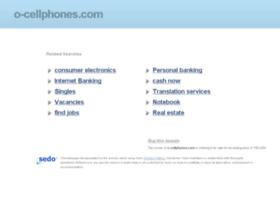 o-cellphones.com