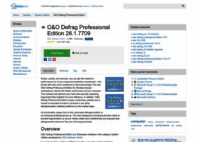 o-o-defrag-professional-edition.updatestar.com