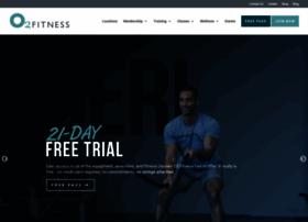O2fitnessclubs.com
