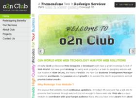 o2nclub.com
