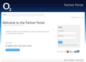 o2partnerportal.o2.co.uk