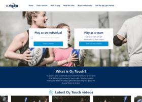 o2touch.co.uk
