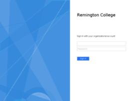 o365.remingtoncollege.edu