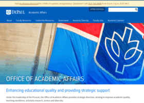 oaa.depaul.edu