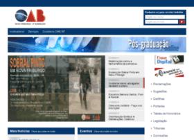 oabnovafriburgo.org.br