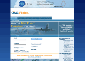 oag-flights.com