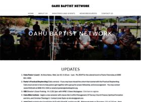 oahubaptist.net