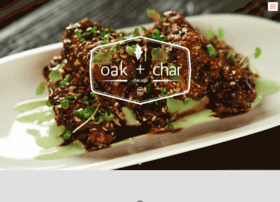 oakandchar.com