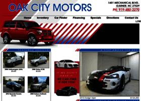 oakcitymotorsnc.com