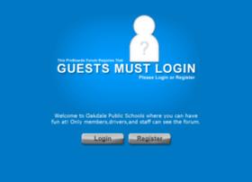 oakdalepublicschools.proboards.com