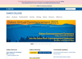 oakes.ucsc.edu
