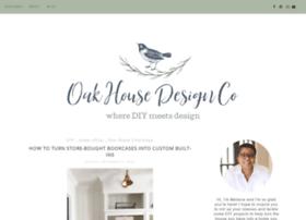 oakhousedesignco.com