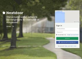 oakhurstatkingwood.nextdoor.com