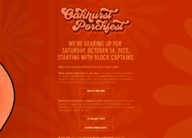 oakhurstporchfest.org