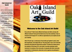oakislandartguild.org